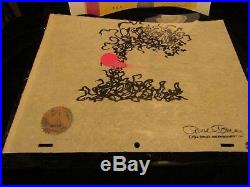 1965 Chuck Jones Signed Production Animation Cell Dot and the Line Oscar Winner
