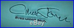 ANOTHER FROGGY EVENING Hand Signed Original Production Cel'Chuck Jones