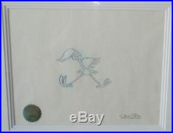 BUGS BUNNEY'S BUSTIN' OUT ALL OVER Original Pencil Drawing Signed Chuck Jones