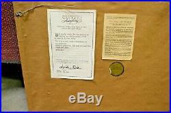 BUGS BUNNY RABBIT OF SEVILLE III CHUCK JONES Signed 532/750 withCOA Free Shipping