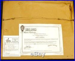 Bugs Bunny Cel Warner Brothers Ain't I A Stinka Rare Signed Chuck Jones Cell