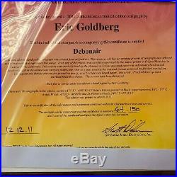 Bugs Bunny Eric Goldberg-signed Serigraph edition of 64/150 Chuck Jones