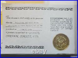 Bugs Bunny Witch Hazel Rare Chuck Jones Signed Cel
