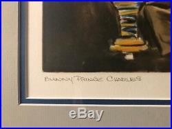 Bunny Prince Charles Giclee signed by Chuck Jones