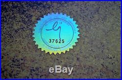 CHUCK JONES BUGS AND GULLI-BULL ANIMATION CEL SIGNED #209/750 WithCOA