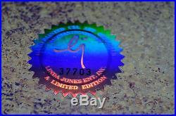 CHUCK JONES BUGS AND GULLI-BULL ANIMATION CEL SIGNED #287/750 WithCOA