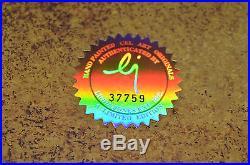 CHUCK JONES BUGS AND GULLI-BULL ANIMATION CEL SIGNED #343/750 WithCOA