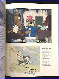 Chuck Jones Chuck Redux Signed 1st Edition Book 1996 Unread Condition