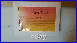 Chuck Jones Giclee GRINCH FAH-HOO DAMOOS Ltd Ed Artist's Proof Signed by Foray