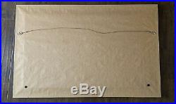 Chuck Jones Looney Tunes Bugs Bunny Animation Cel Giclee Signed Numbered Edition