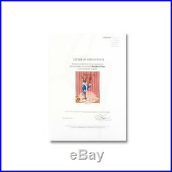 Chuck Jones Pewlitzer Prize Sold Out LE signed Cell