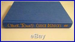 Chuck Jones SIGNED RARE PRISTINE 1st Edition CHUCK REDUCKS Unread Estate Copy