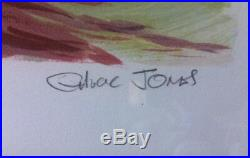 Chuck Jones September Morn (JC105) Artist Signed and Numbered Lithograph #344