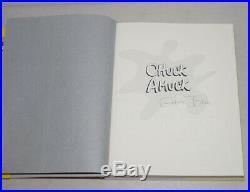Chuck Jones Signed Chuck Amuck Book c. 1989