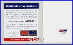 Chuck Jones Signed Photo Bugs Bunny COA PSA/DNA