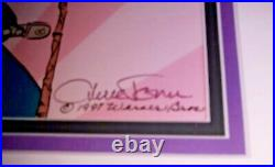 Chuck Jones Signed The Mikado Warner Brothers Limited Edition 95 of 750