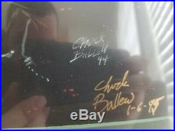 Chuck ballew 1995 signed indiana jones ride art print