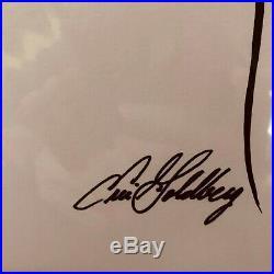 Daffy Duck Eric Goldberg-signed Serigraph edition of 64/150 Chuck Jones
