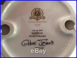 Goebel Looney Tunes Spotlight Collection Paw De Deux Signed Chuck Jones Limited