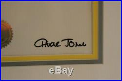 Grinch Production Cell Best Max expression! Chuck Jones Signed &Authenticated