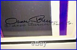 Grinch stole christmas animation cel you really are a heel signed chuck jones