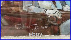 Limited Edition /300 Chuck Jones Signed Giclee & hand painted Bugs Bunny cel
