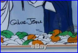 MARRIAGE MADE IN HEAVEN Limited Edition 431 / 500 Cel Signed Chuck Jones (1988)
