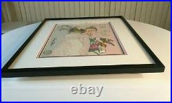 Rare What's Opera, Doc Bugs Bunny Warner Brothers cel signed by Chuck Jones
