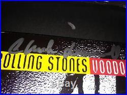 Rolling Stones Signed Voodoo Lounge CD By 4 Daryl Jones Tim Chuck Bernard Rare