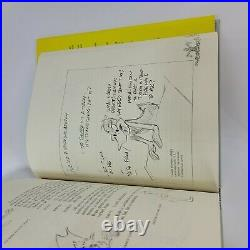 SIGNED Chuck Amuck Life & Times of an Animated Cartoonist by Chuck Jones 1989