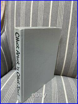 SIGNED INSCRIBED BY CHUCK JONES CHUCK AMUCK 1989 1st Edition 2nd Pr