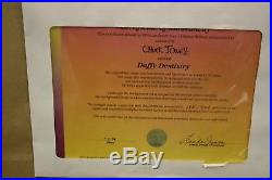 SOLD AS SET Chuck Jones signed & numbered 185/500 Looney Tunes dental collection