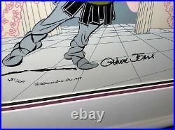 Warner Brothers Bugs Bunny Elmer Fudd cel What's Opera Doc III signed Chuck Jone