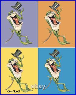 Warner Brothers-Chuck Jones Limited Edition-Michigan Rag-Frog