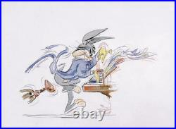 Warner Brothers-Chuck Jones-Limited Edition Paper-Bugs Bunny-Bugs Piano