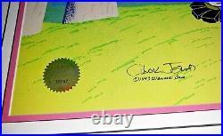 What's Opera Doc IV Signed Chuck Jones Warner Brothers 560/750 Cel Framed