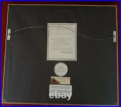 Whats Opera Doc Bugs Bunny As Brunnhilde Signed Chuck Jones Framed Cel #56/200