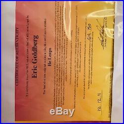 Wile E Coyote Eric Goldberg-signed Serigraph edition of 64/150 Chuck Jones